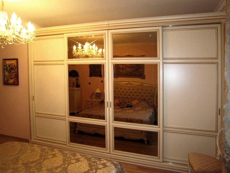 Двери купе и фасады для мебели из мдф.