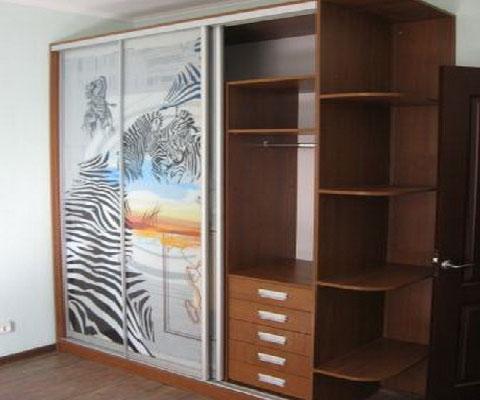 """Шкаф купе в коридор от компании """"мебель хит"""". замер, изготов."""