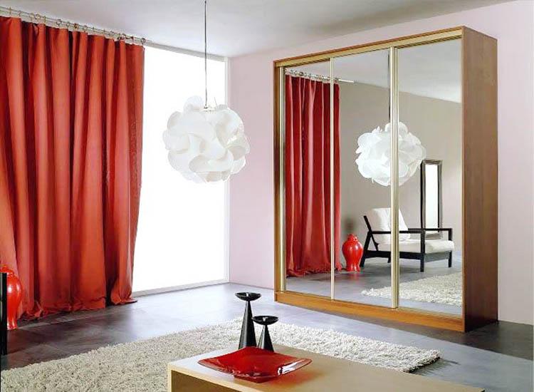 """Зеркальные шкафы купе от компании """"мебель хит"""". замер, изгот."""